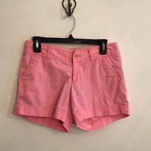 """[Lilly Pulitzer] Pink """"Callahan"""" Shorts - Size 0"""